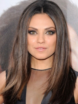 Most Flattering Hairstyles for Women with Round Faces Picture