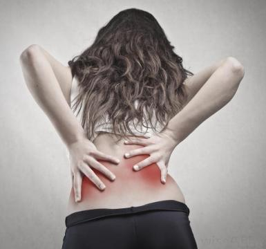 Common Causes of Back Pain in Women Picture